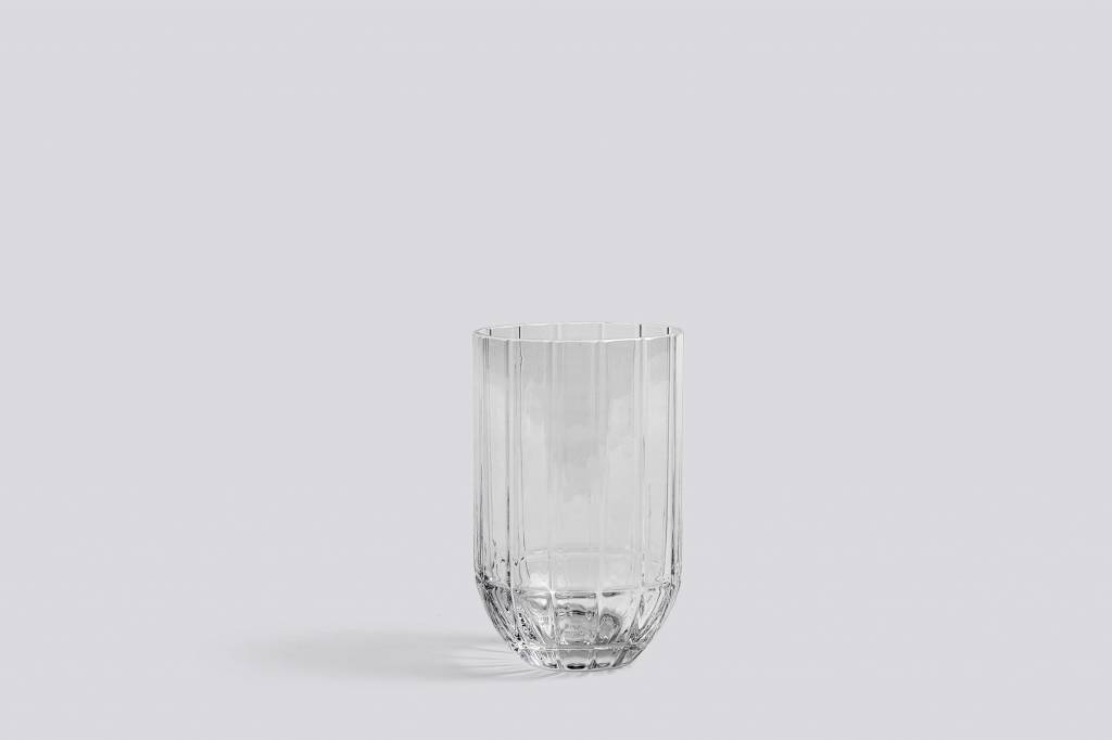 Hay Hay Colour vase Medium transparant