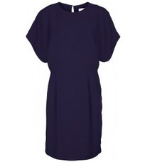 Just Female Ann dress Insigma blue