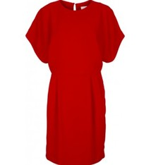 Just Female Ann dress posh red