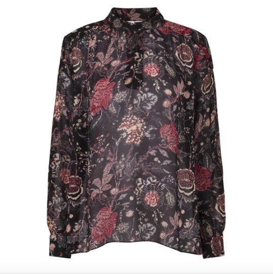 Second Female Freya blouse