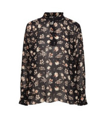 Second Female Izumi Flower Blouse