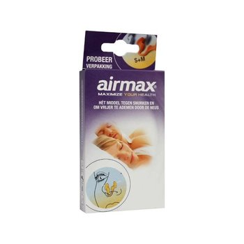 Airmax Neusklem Classic Small + Medium - 2 pack