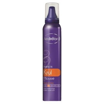 Andrelon Mousse Perfecte Krul - 200 ml
