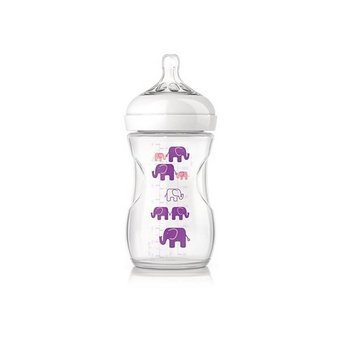 Philips Avent Zuigfles  Olifant Mei - 260ml