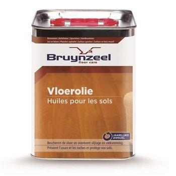 Bruynzeel Vloerolie Bruwax 2.5 liter