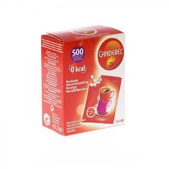 Canderel Tabletten Navulling - 500 stuks