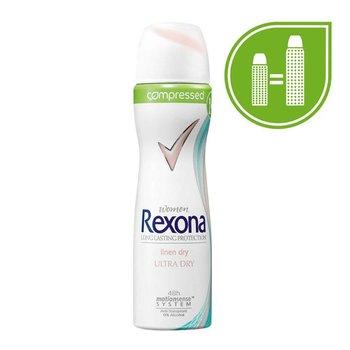 Rexona Deodorant Compressed linnen dry - 75ml