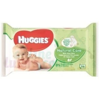 Huggies Babydoekjes Natural Care 10 Pack