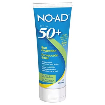 NO-AD Zonnebrand Lotion 250ml SPF50