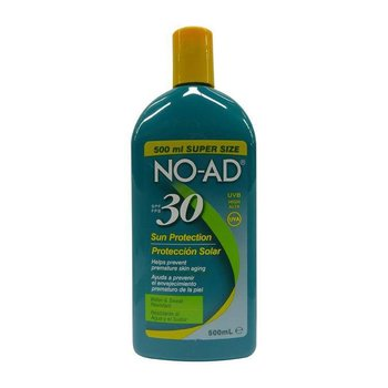 NO-AD Zonnebrand SPF 30 500 ml