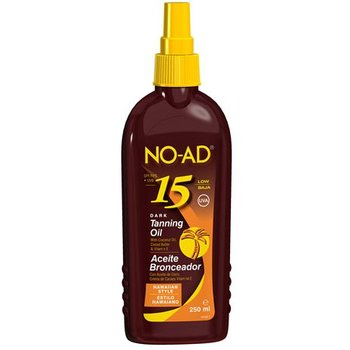 NO-AD Hawaiian Oil SPF 15 Spray
