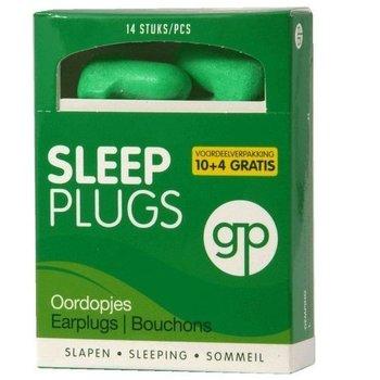 Get Plugged Sleep Plugs - 7 Paar