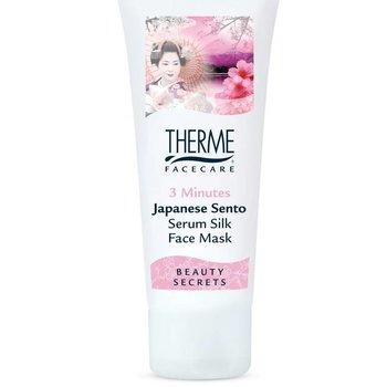 Therme Face Mask Serum Silk Mask 3 Minut