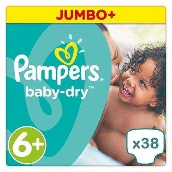 Pampers Baby Dry maat 6+ - 38 luiers