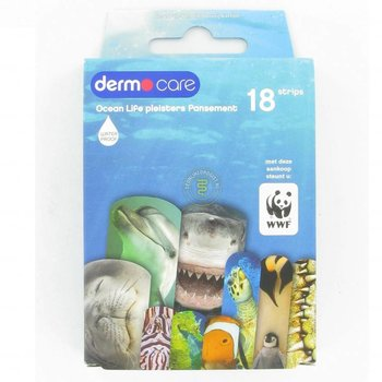 Dermo Care Pleisters WNF Ocean Life