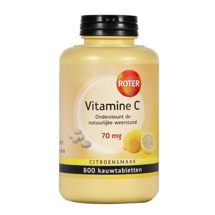 citroen vitamine c