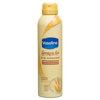 Vaseline Spray & Go Essential Moisturiser - 190 ml