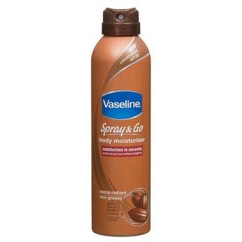Vaseline 190 ml Spray & Go Cocoa Radiant