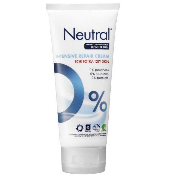 Neutral Neutral 0% Intensive Repair Parfumvrij - 100 ml - Bodycrème