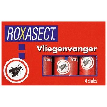 Roxasect Vliegenvangers - 4 stuks