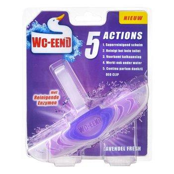 WC Eend Blok 5 Actions Lavendel Fresh