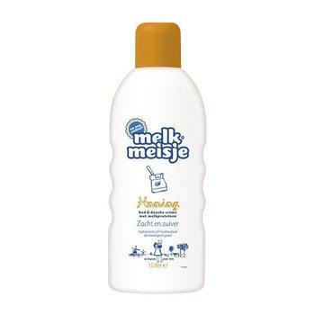 Melkmeisje Bad&Douche Crème Honing - 1 liter