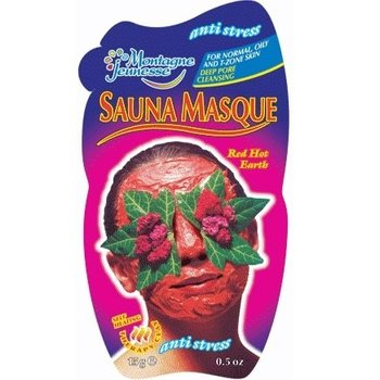 Montagne Jeunesse Masker Red Hot Earth