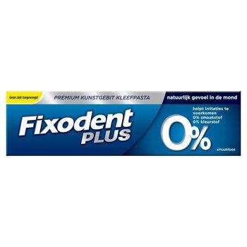 Fixodent Plus 0% - 40 gram