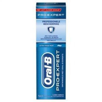 Oral B Tandpasta  Pro-Ex Prof Besch - 75ml