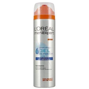 L'Oréal Men Expert Anti-Irritaties Shaving Gel - scheren - 200ml - Scheergel