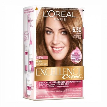 Loreal Excellence  6.3 Donker Goudblond