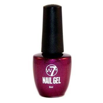 W7 Nagel Gel Kleur  6 Purple Sparks