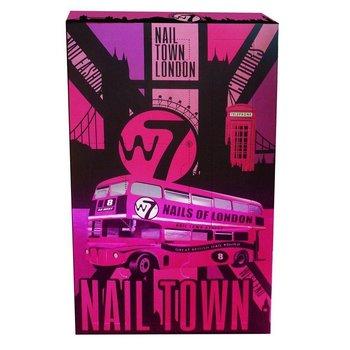 W7 Nail Town collection Kalender 8 Stuks