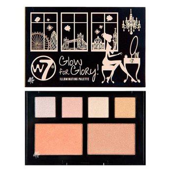 W7 Glow for Glory Illuminating Palette