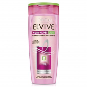 Elvive Shampoo 250 ml Nutri Gloss Light