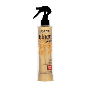 Loreal Elnett Heat Defense Spray Sleek - 170 ml