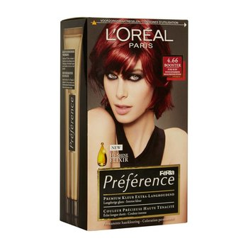 Loreal Preference Feria Color  4.66 Pure Ruby