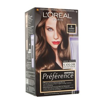 Loreal Recital  6 Ombrië - Donkerblond