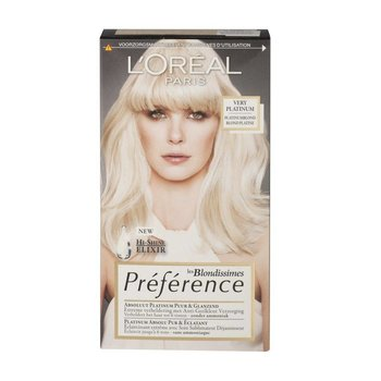 Loreal Recital Blondissime Very Platinum