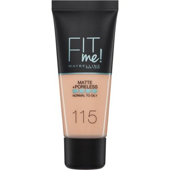 Maybelline Foundation Matte Fit Me 115