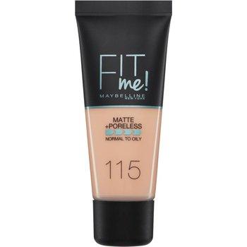 Maybelline Foundation Matte Fit Me 115