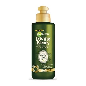 Garnier Loving Blends Creme Leave In Mythische Olijf
