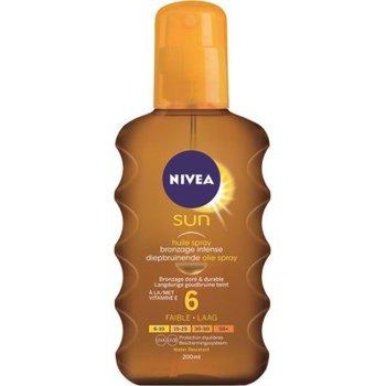 Nivea Sun Spray Olie SPF6 - 200 ml