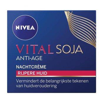 Nivea Vital Soja Anti Age Nachtcreme - 50ml