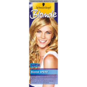 Schwarzkopf Blonde Spray Blond Super
