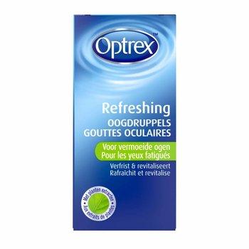 Optrex Oogdruppels 10 ml  Refreshing