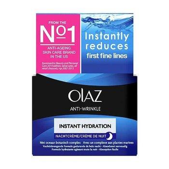 Olaz Anti-Rimpel Instant Hydraterende Nachtcreme