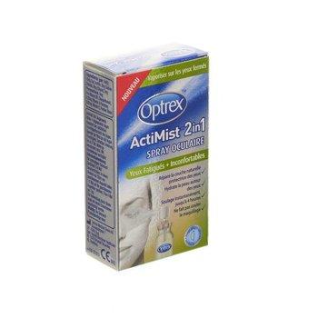 Optrex Oogspray Actimist Vermoeid+Pijnli