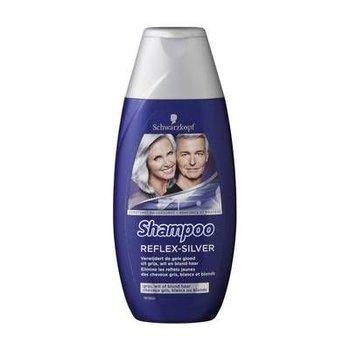 Schwarzkopf Reflex Silver Shampoo - 250 ml