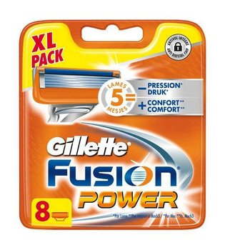 Gillette Fusion Power scheermesjes - 8 stuks